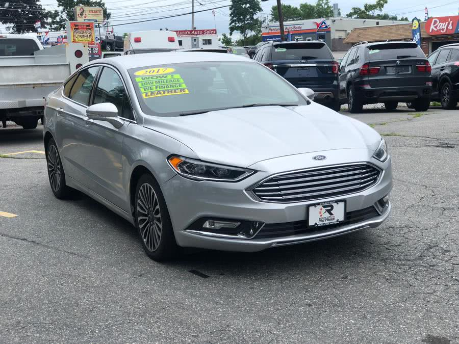 Used 2017 Ford Fusion in Lowell, Massachusetts | Revolution Motors . Lowell, Massachusetts