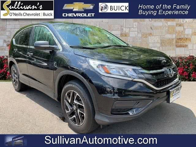 Used Honda Cr-v SE 2016   Sullivan Automotive Group. Avon, Connecticut