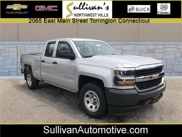 Used Chevrolet Silverado 1500 WT 2016 | Sullivan Automotive Group. Avon, Connecticut