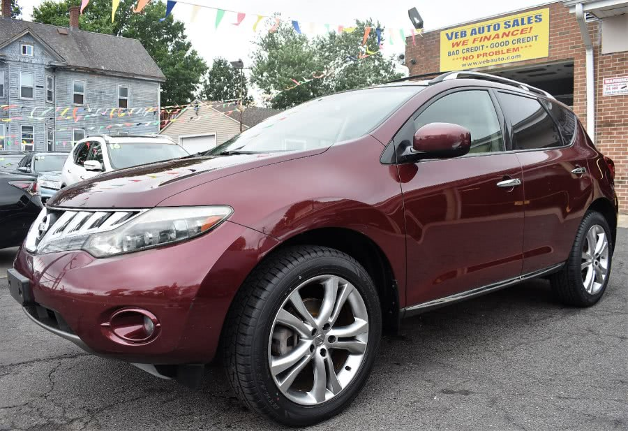 Used 2009 Nissan Murano in Hartford, Connecticut | VEB Auto Sales. Hartford, Connecticut