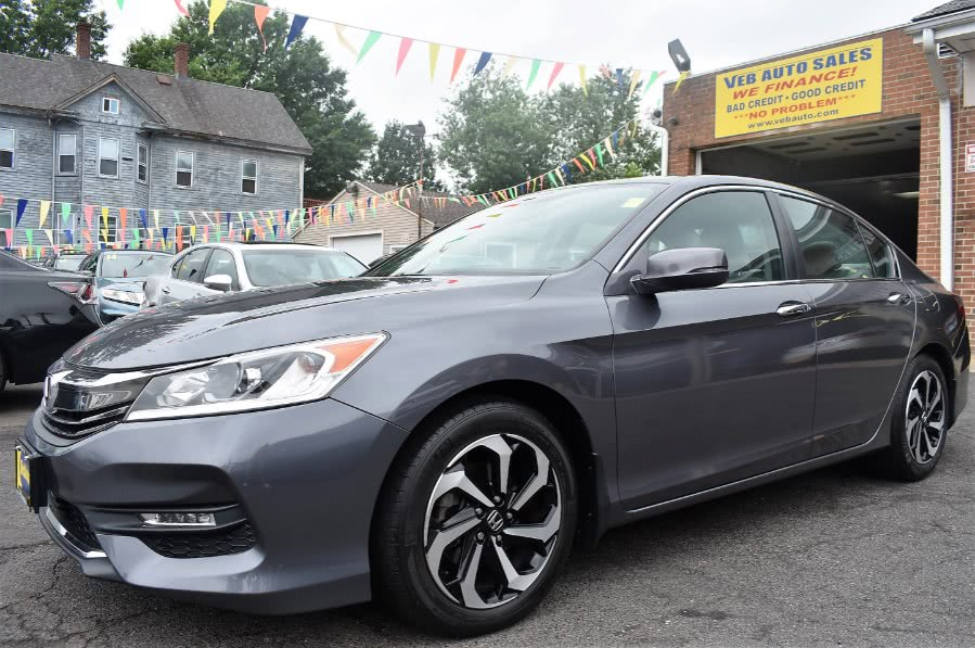 Used 2016 Honda Accord Sedan in Hartford, Connecticut | VEB Auto Sales. Hartford, Connecticut