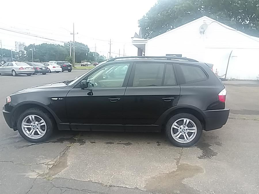 2005 BMW X3 X3 4dr AWD 3.0i, available for sale in Wallingford, Connecticut | Vertucci Automotive Inc. Wallingford, Connecticut