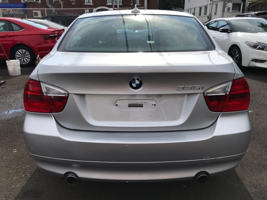 2007 BMW 3 Series 4dr Sdn 335i RWD, available for sale in Jamaica, New York | Sunrise Autoland. Jamaica, New York