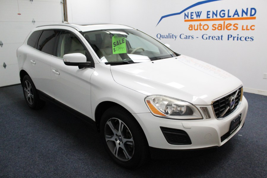 2011 Volvo XC60 AWD 4dr 3.0T w/Moonroof, available for sale in Plainville, Connecticut   New England Auto Sales LLC. Plainville, Connecticut