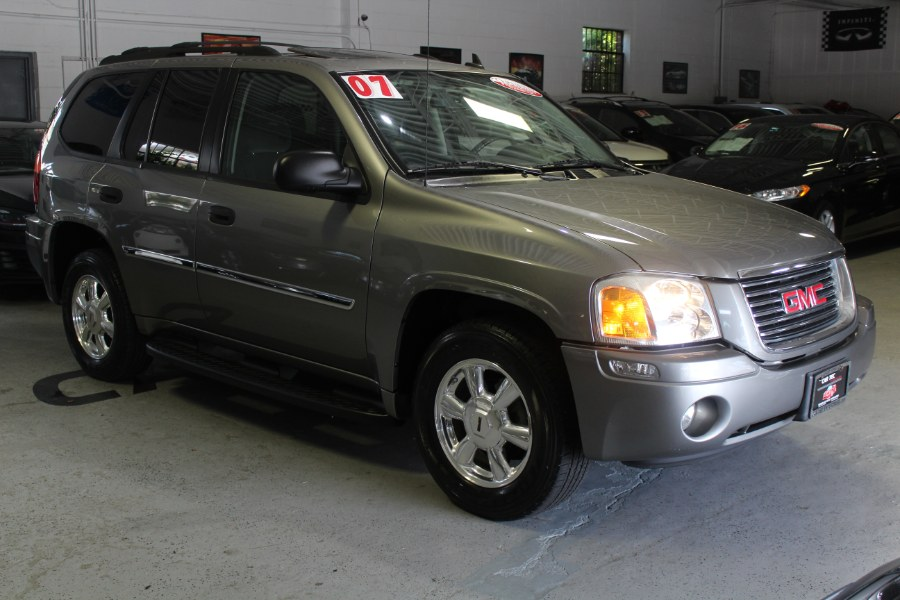 2007 GMC Envoy 4WD 4dr SLE, available for sale in Deer Park, New York | Car Tec Enterprise Leasing & Sales LLC. Deer Park, New York