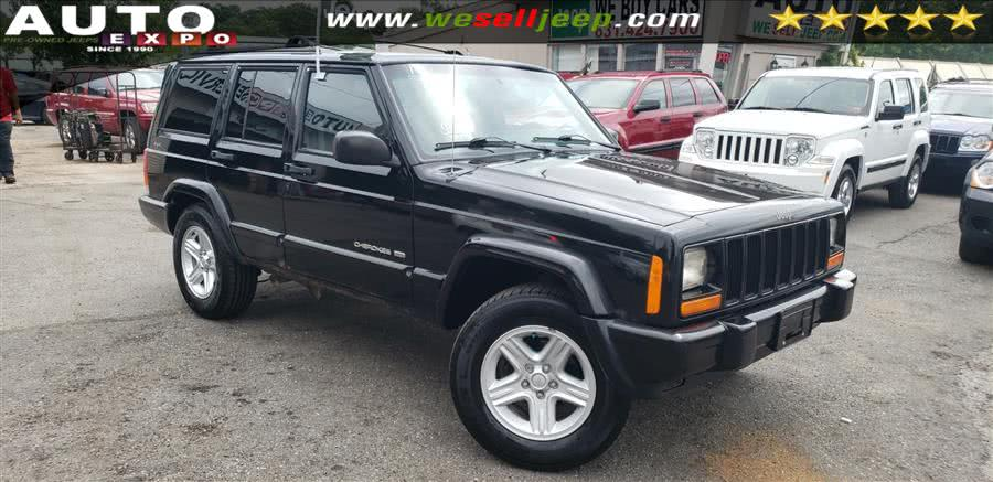 Used Jeep Cherokee 4dr Limited 4WD 2001 | Auto Expo. Huntington, New York