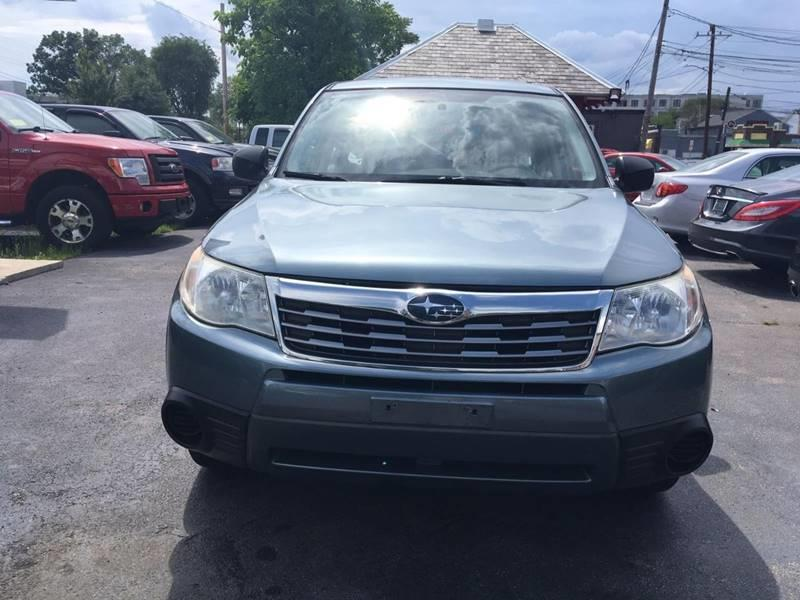 Used Subaru Forester 2.5 X AWD 4dr Wagon 4A 2009 | Mass Auto Exchange. Framingham, Massachusetts