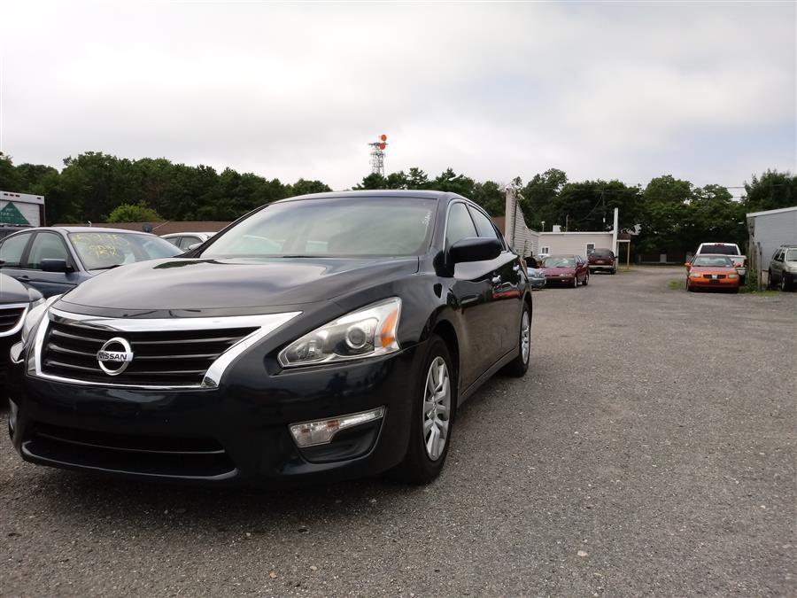 Used Nissan Altima 4dr Sdn I4 2.5 SV 2014 | Roe Motors Ltd. Shirley, New York