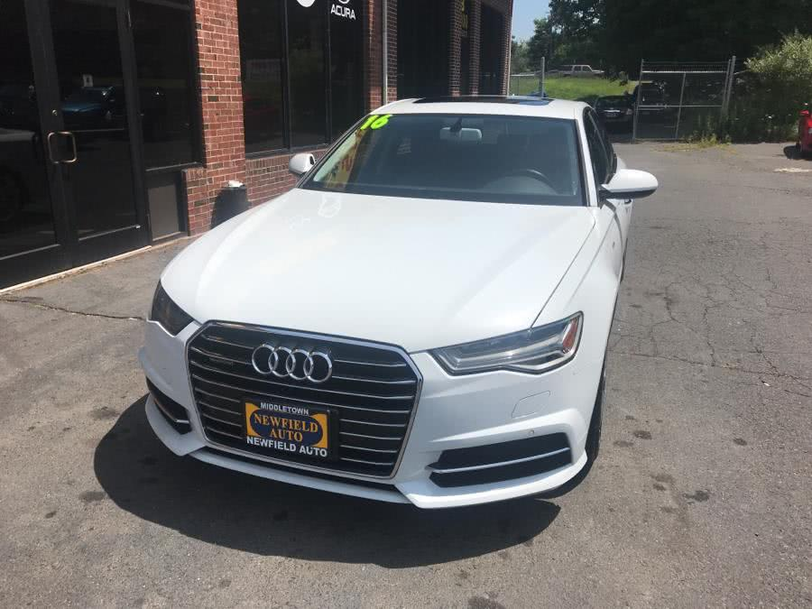 Used 2016 Audi A6 in Middletown, Connecticut | Newfield Auto Sales. Middletown, Connecticut
