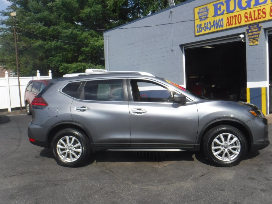2017 Nissan Rogue AWD SV, available for sale in Philadelphia, Pennsylvania | Eugen's Auto Sales & Repairs. Philadelphia, Pennsylvania