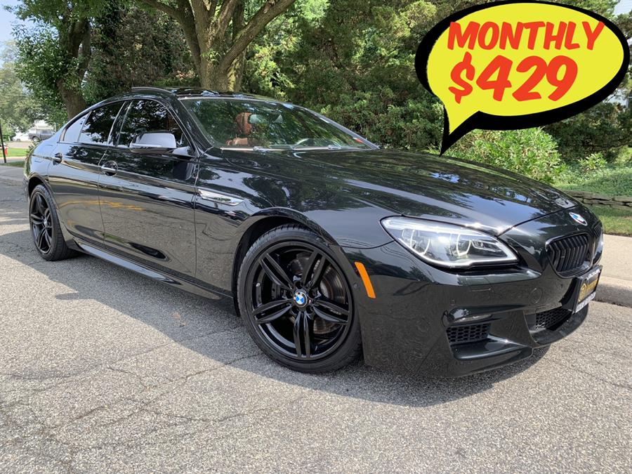 2016 BMW 6 Series 4dr Sdn 640i xDrive AWD Gran Coupe, available for sale in Franklin Square, New York | Luxury Motor Club. Franklin Square, New York