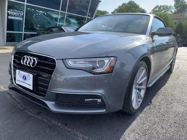 2015 Audi A5 Premium Plus Convertible, available for sale in Cincinnati, Ohio | Luxury Motor Car Company. Cincinnati, Ohio
