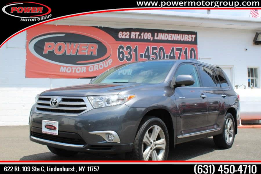 Used 2013 Toyota Highlander in Lindenhurst , New York | Power Motor Group. Lindenhurst , New York