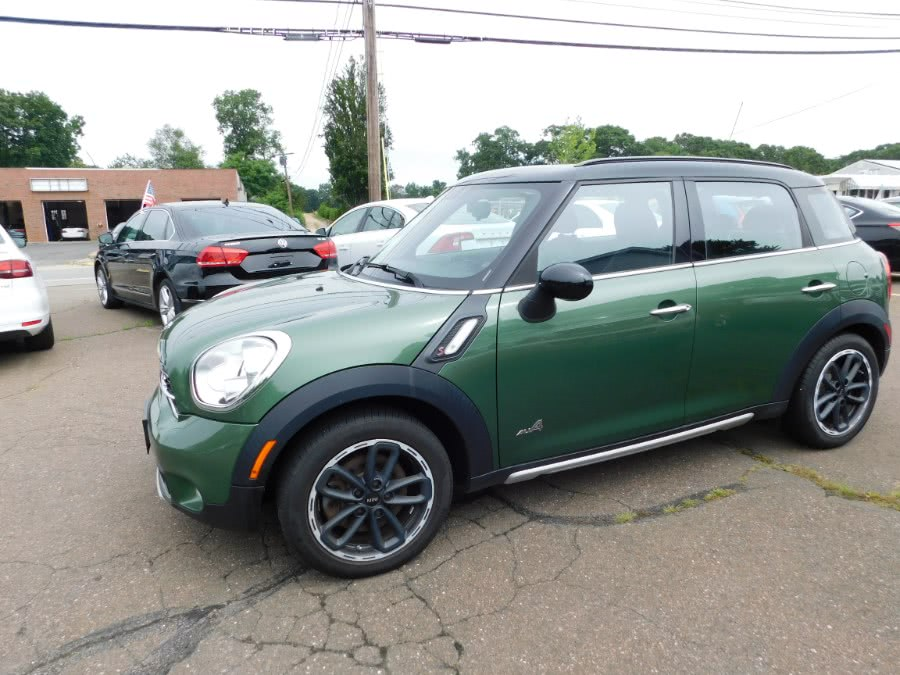 Used MINI Cooper Countryman ALL4 4dr S 2015 | M&M Motors International. Clinton, Connecticut