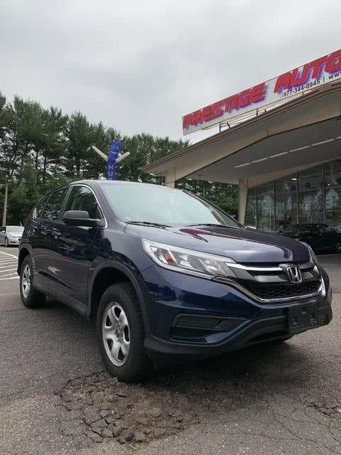 Used 2015 Honda Cr-v in New Britain, Connecticut | Prestige Auto Cars LLC. New Britain, Connecticut