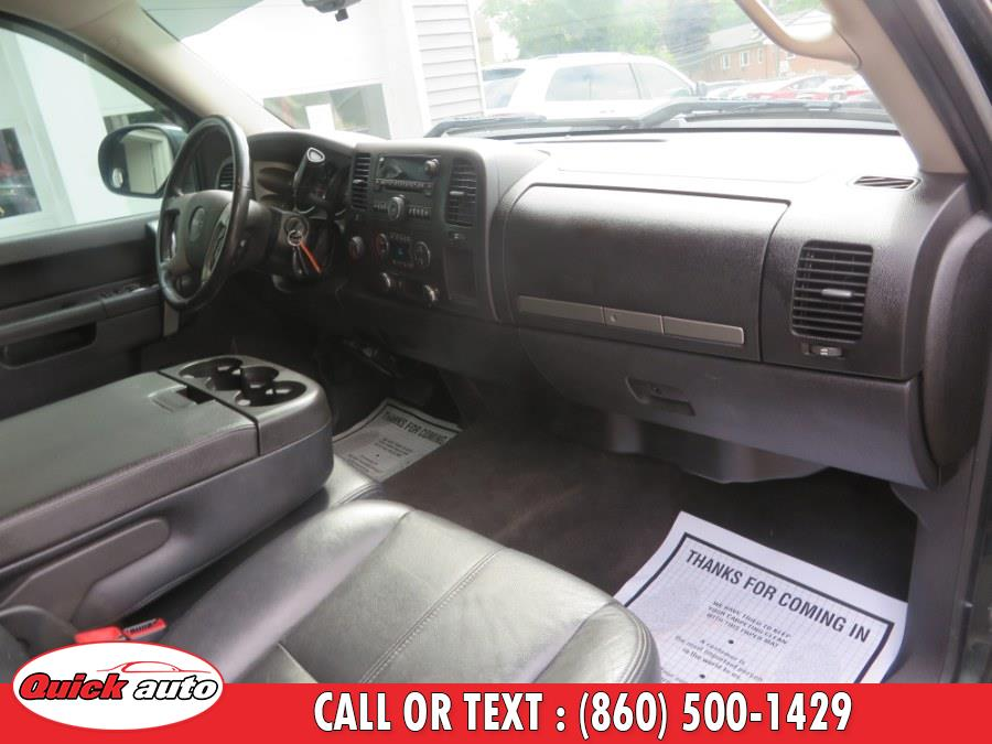2012 GMC Sierra 1500 4WD Ext Cab 143.5