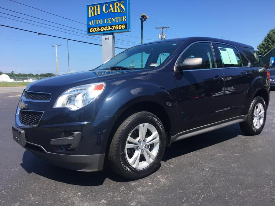 Used Chevrolet Equinox LS AWD 2015 | RH Cars LLC. Merrimack, New Hampshire