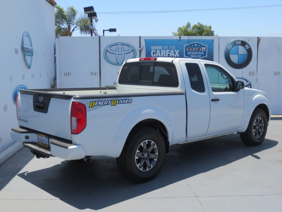 2014 Nissan Frontier 2WD King Cab V6 Auto Desert Runner, available for sale in Santa Ana, California | Auto Max Of Santa Ana. Santa Ana, California