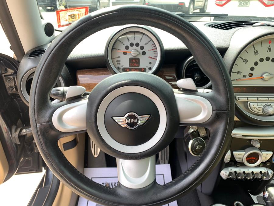 2008 MINI Cooper Hardtop 2dr Cpe S, available for sale in Watertown, Connecticut   House of Cars. Watertown, Connecticut