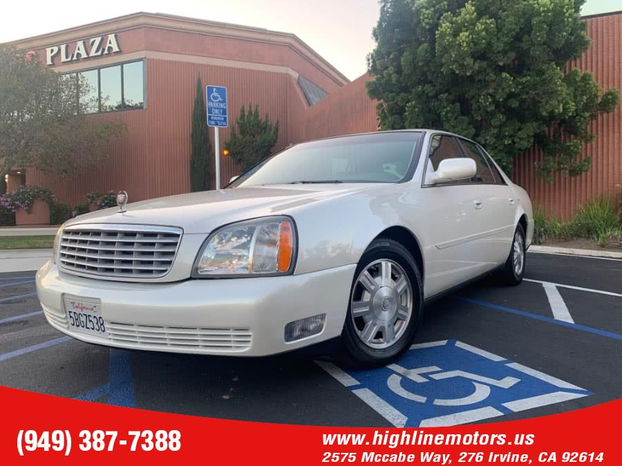 Used 2003 Cadillac DeVille in Irvine, California | High Line Motors LLC. Irvine, California