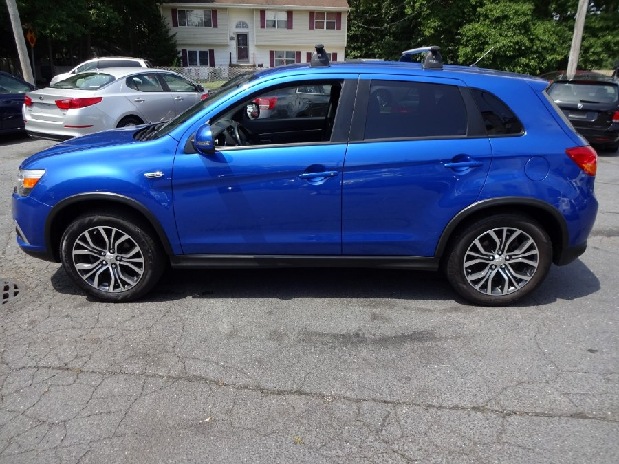 2016 Mitsubishi Outlander Sport AWC 4dr CVT 2.4 ES, available for sale in Islip, New York | Mint Auto Sales. Islip, New York