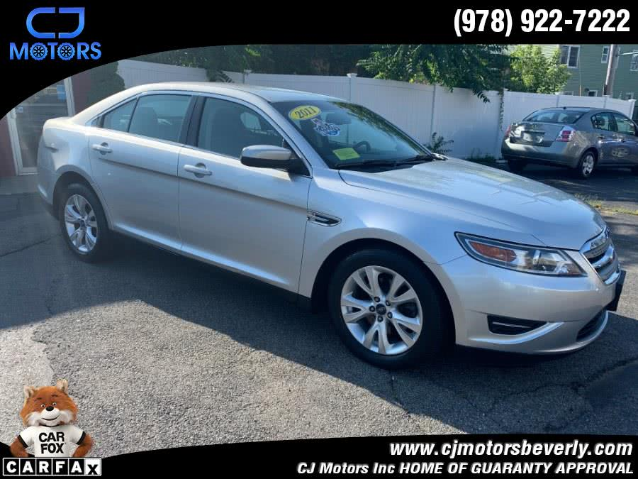 Used 2011 Ford Taurus in Beverly, Massachusetts | CJ Motors Inc. Beverly, Massachusetts