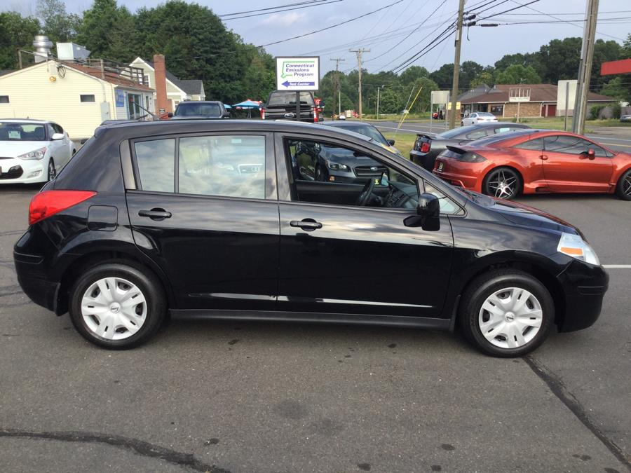 Used Nissan Versa 5dr HB Auto 1.8 S 2012 | L&S Automotive LLC. Plantsville, Connecticut