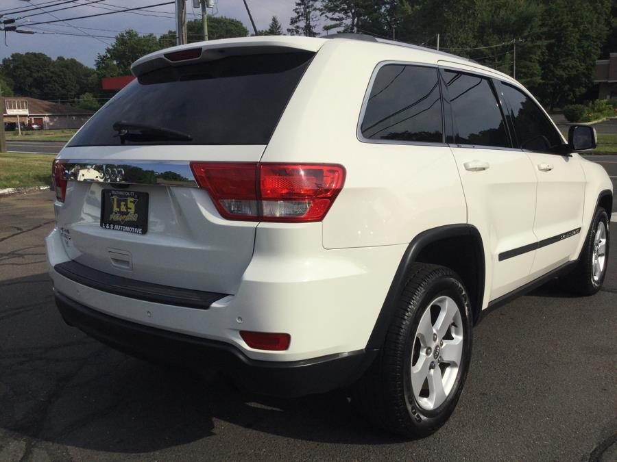2011 Jeep Grand Cherokee 4WD 4dr Laredo, available for sale in Plantsville, Connecticut | L&S Automotive LLC. Plantsville, Connecticut
