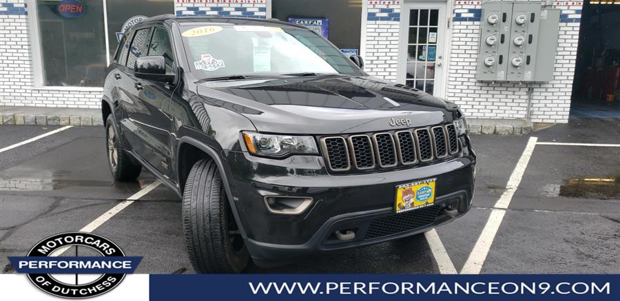 2016 Jeep Grand Cherokee 4WD 4dr Laredo, available for sale in Wappingers Falls, New York   Performance Motorcars Inc. Wappingers Falls, New York