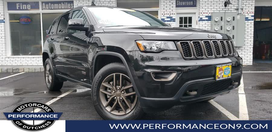Used 2016 Jeep Grand Cherokee in Wappingers Falls, New York | Performance Motorcars Inc. Wappingers Falls, New York