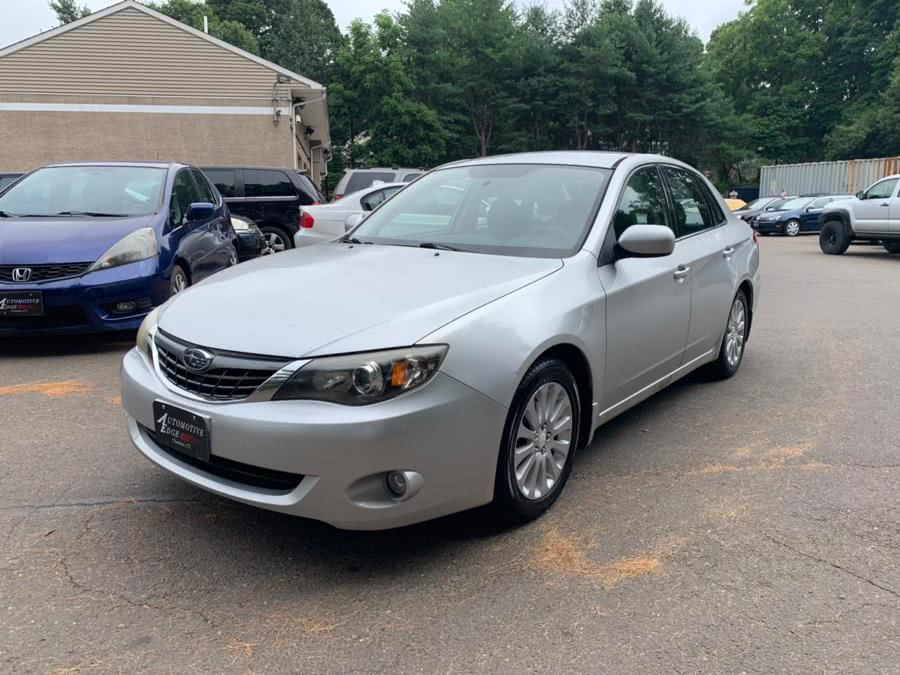 Used 2008 Subaru Impreza Sedan in Cheshire, Connecticut | Automotive Edge. Cheshire, Connecticut