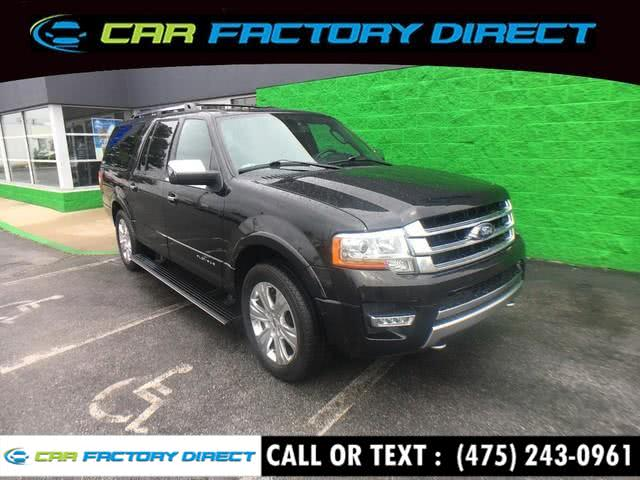 Used 2015 Ford Expedition El in Milford, Connecticut | Car Factory Direct. Milford, Connecticut
