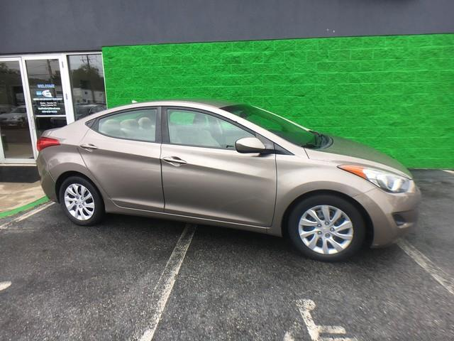 2012 Hyundai Elantra GLS, available for sale in Milford, Connecticut | Car Factory Direct. Milford, Connecticut
