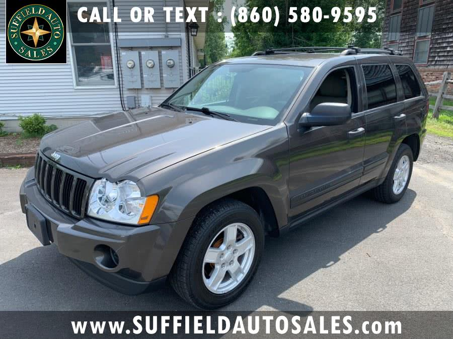 2006 Jeep Grand Cherokee 4dr Laredo 4WD, available for sale in Suffield, Connecticut | Suffield Auto Sales. Suffield, Connecticut