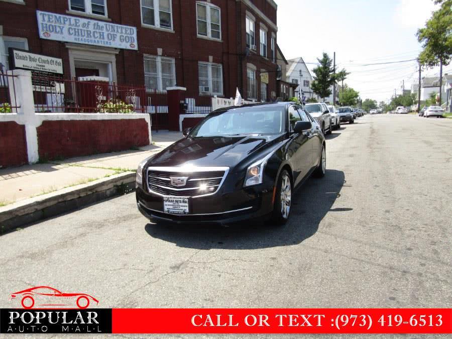 Used 2016 Cadillac ATS Sedan in Newark , New Jersey | Popular Auto Mall Inc . Newark , New Jersey