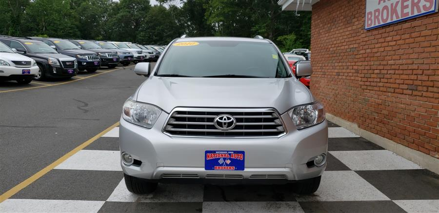 2010 Toyota Highlander 4WD V6 Limited, available for sale in Waterbury, Connecticut | National Auto Brokers, Inc.. Waterbury, Connecticut