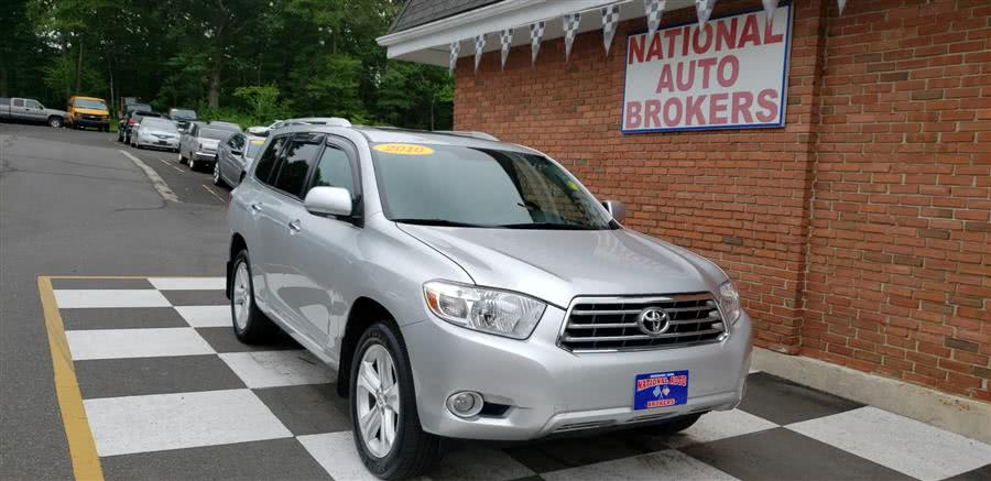 Used 2010 Toyota Highlander in Waterbury, Connecticut | National Auto Brokers, Inc.. Waterbury, Connecticut