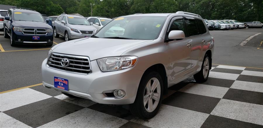 Used Toyota Highlander 4WD V6 Limited 2010 | National Auto Brokers, Inc.. Waterbury, Connecticut