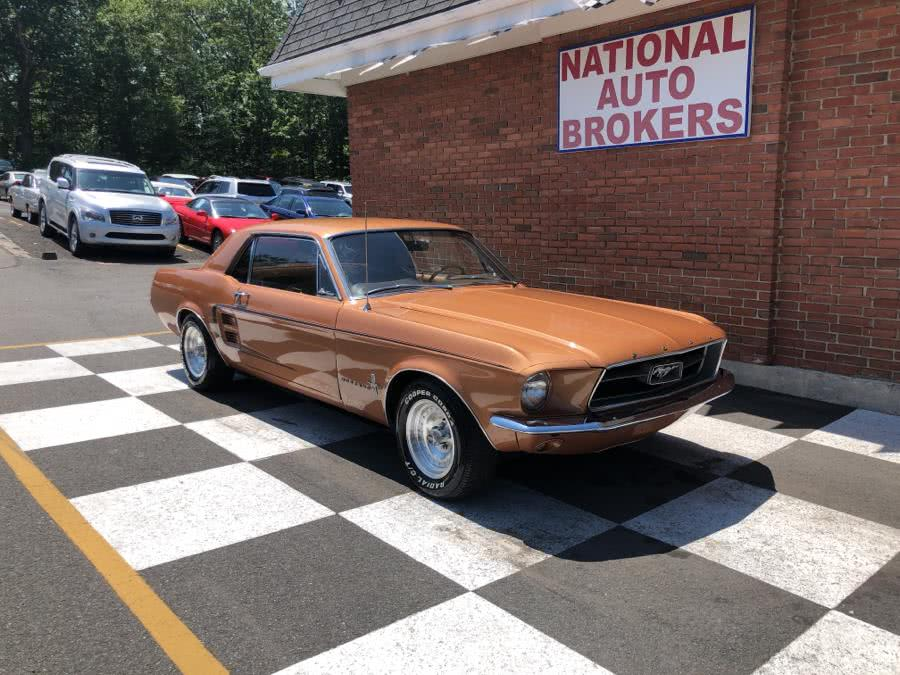 Used Ford Mustang 2 Door Coupe 1967 | National Auto Brokers, Inc.. Waterbury, Connecticut