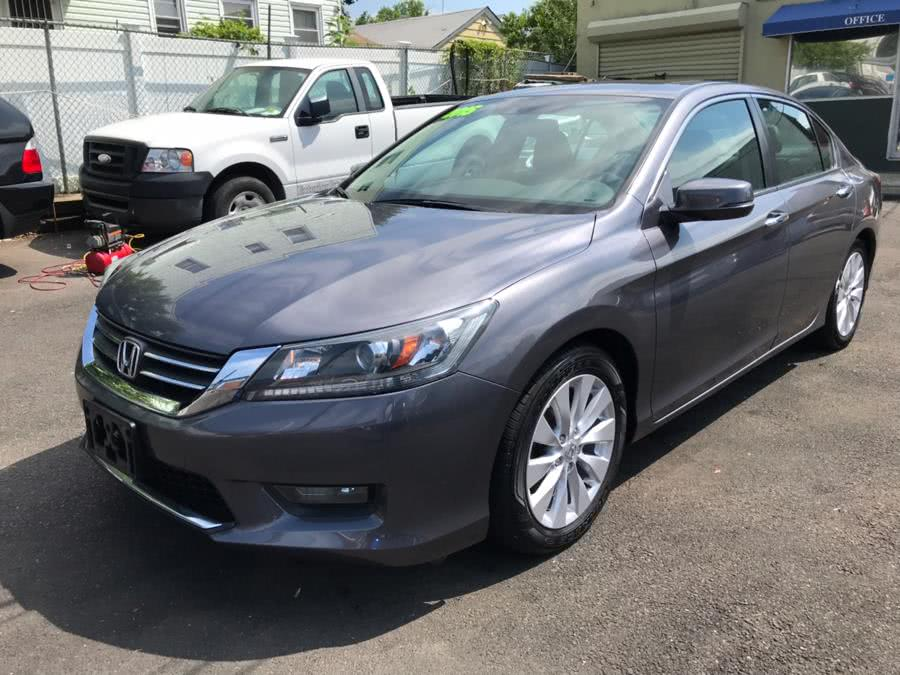 Used 2015 Honda Accord Sedan in Jamaica, New York | Sunrise Autoland. Jamaica, New York