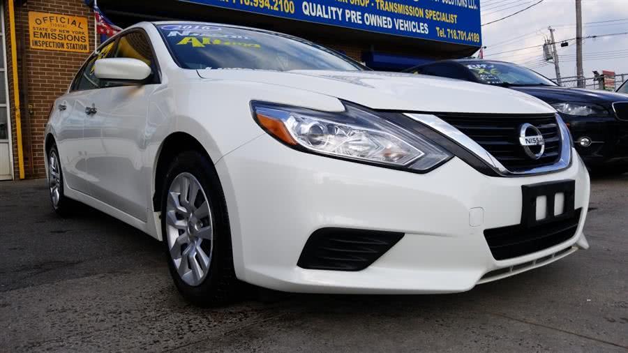 Used 2016 Nissan Altima in Bronx, New York | New York Motors Group Solutions LLC. Bronx, New York
