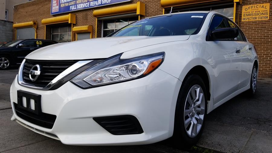 Used Nissan Altima 4dr Sdn I4 2.5 S 2016   New York Motors Group Solutions LLC. Bronx, New York