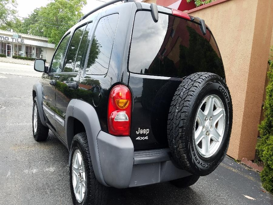 Used Jeep Liberty 4dr Sport 4WD 2003 | Ultimate Auto Sales. Hicksville, New York