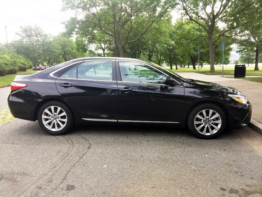Used Toyota Camry XLE 2016 | New Star Motors. Chelsea, Massachusetts