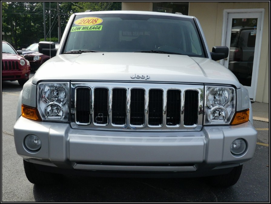 2008 Jeep Commander 4WD 4dr Sport, available for sale in Huntington Station, New York | My Auto Inc.. Huntington Station, New York