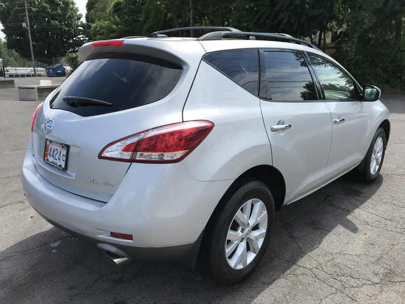2014 Nissan Murano AWD 4dr SL, available for sale in West Springfield, Massachusetts | Union Street Auto Sales. West Springfield, Massachusetts