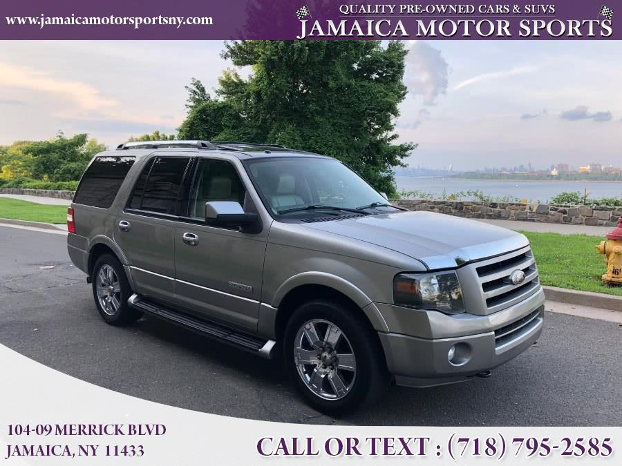 Used 2008 Ford Expedition in Jamaica, New York | Jamaica Motor Sports . Jamaica, New York