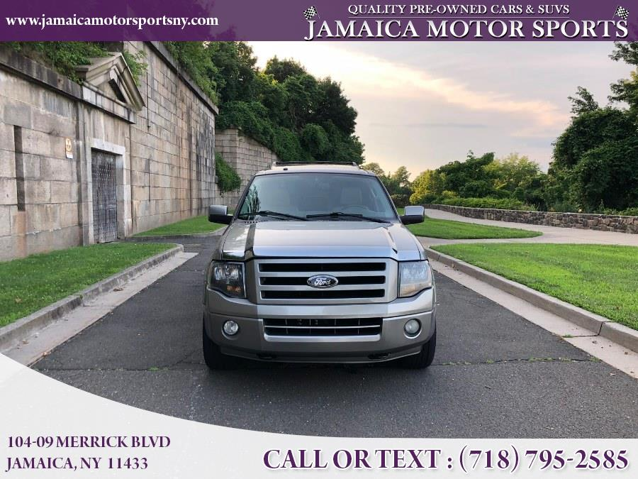 2008 Ford Expedition 4WD 4dr Limited, available for sale in Jamaica, New York | Jamaica Motor Sports . Jamaica, New York