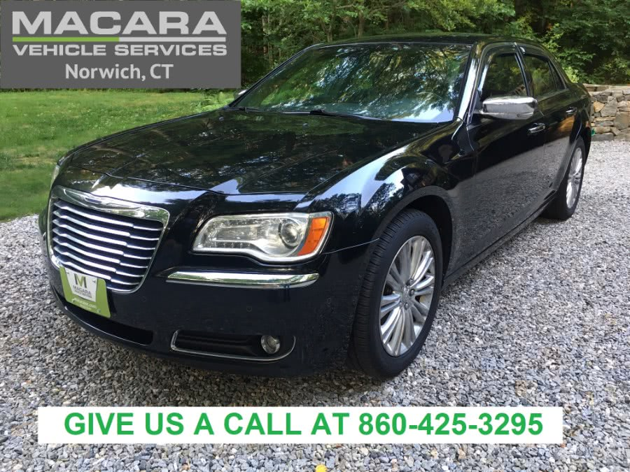 Used Chrysler 300 4dr Sdn 300C AWD 2013 | MACARA Vehicle Services, Inc. Norwich, Connecticut