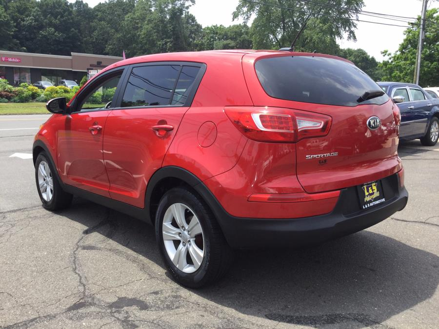 2013 Kia Sportage 2WD 4dr LX, available for sale in Plantsville, Connecticut | L&S Automotive LLC. Plantsville, Connecticut